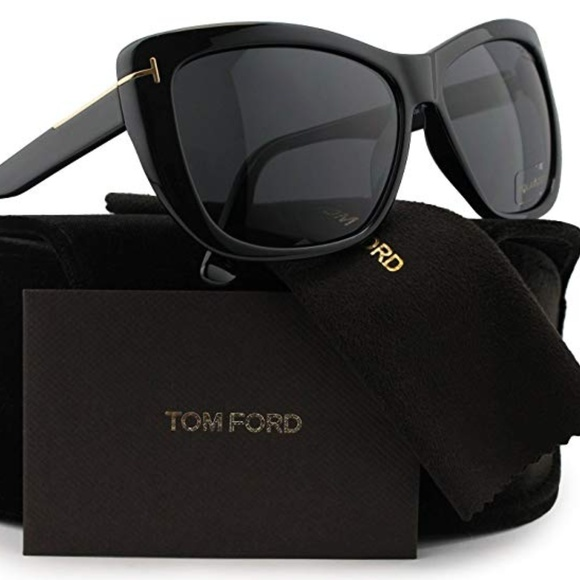 8591b5bb4c260 Tom Ford Lindsay TF434 01D